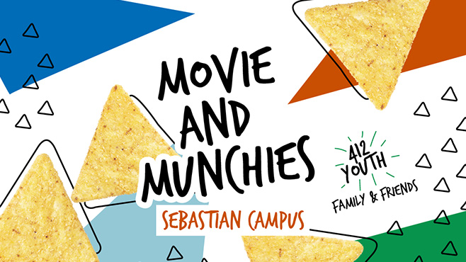 Youth Movie and Munchies
